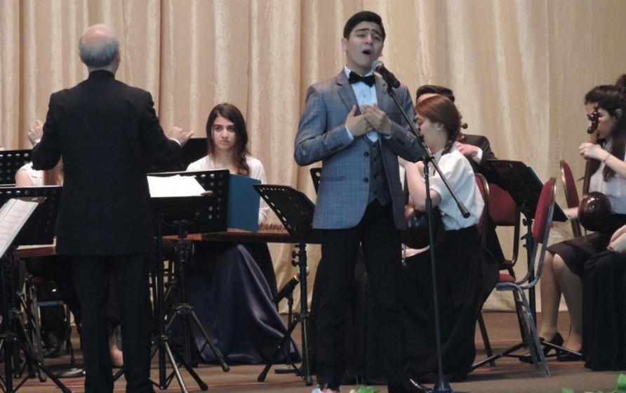 Quba və Qusarda konsert
