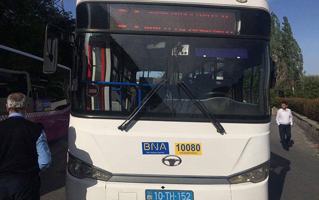 Bakıdakı avtobuslarla bağlı yenilik