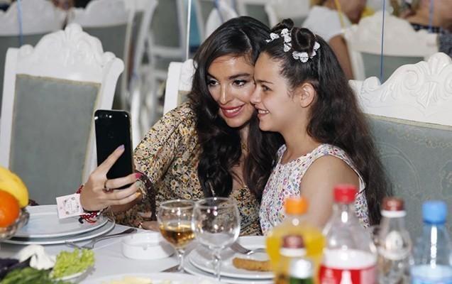 Leyla Əliyeva yeni fondun təqdimatında