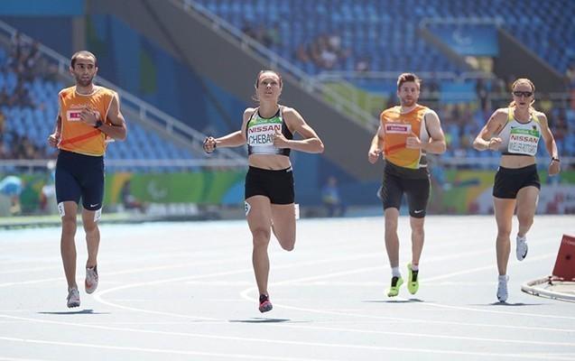 Para-atlet qızıl qazandı