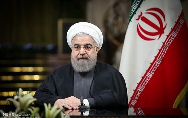 Ruhani ABŞ və İsrailə qarşı sanksiyalar təklif etdi
