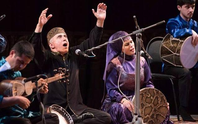 Alim Qasımovun qızı ilə Rusiyadakı konsertdən