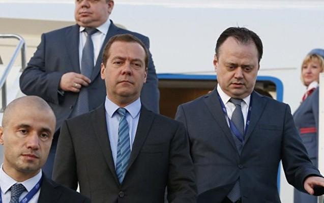Medvedev İstanbulda