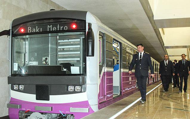 Metronun fəaliyyəti bərpa edildi