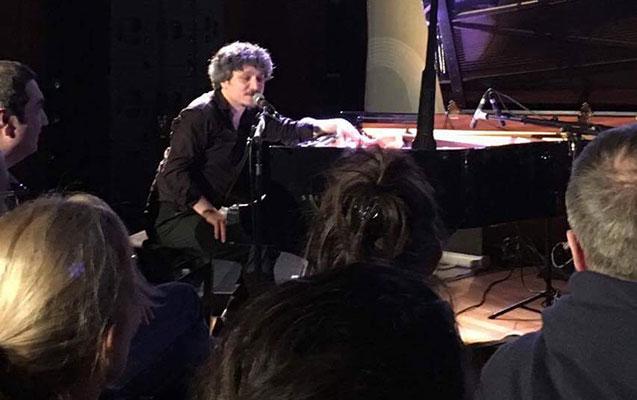 Parisdə Şahin Növrəsli konserti