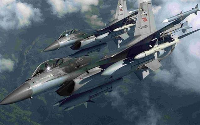 Türkiyə İraqda hava əməliyyatı keçirdi, 4 terrorçu öldürüldü