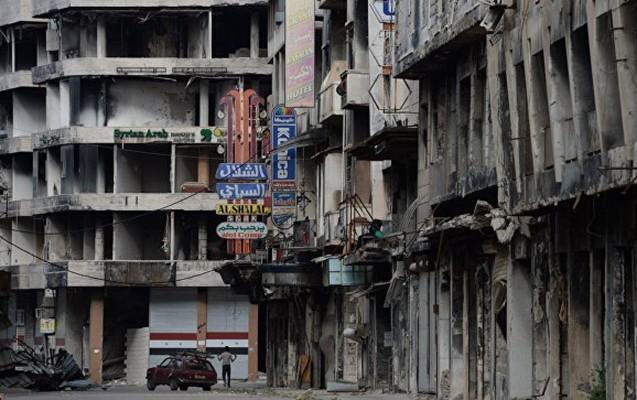 Suriyada avtomobil partladıldı, ölü və yaralılar var