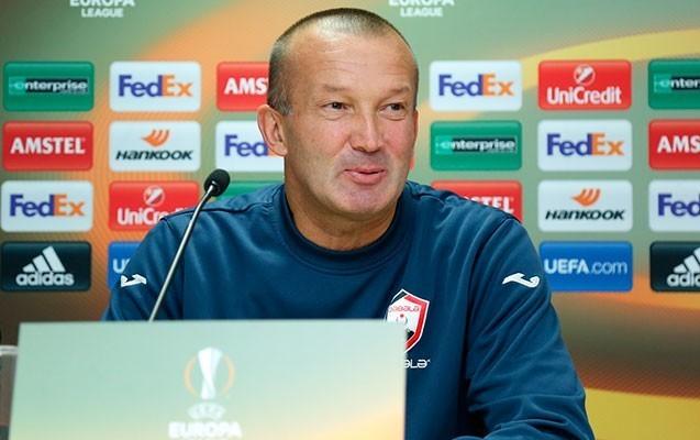 "Qriqorçuk Kiyev ""Dinamo""suna keçir?"