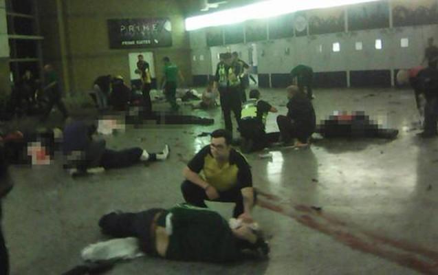 Mançesterdəki terrora görə 23 yaşlı gənc saxlanılıb