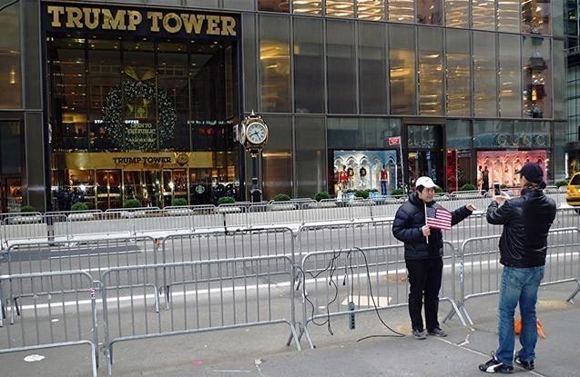 """Prezident administrasiyası """"Trump Tower""""in müdafiəsinə 25 milyon istəyib"""