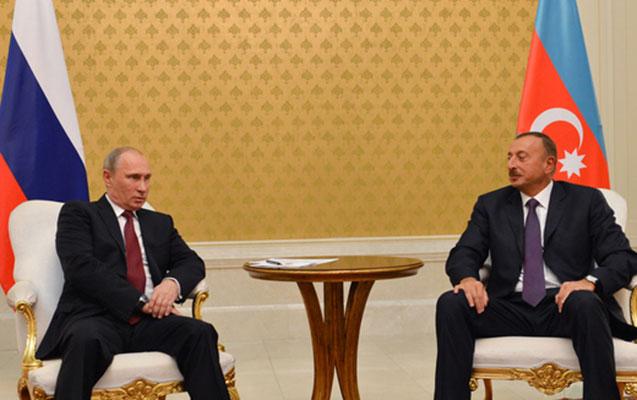 Putindən İlham Əliyevə məktub