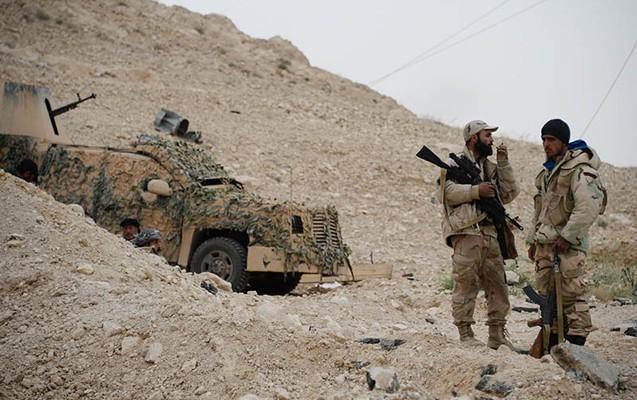 Suriya ordusu o zavodu İŞİD-dən aldı