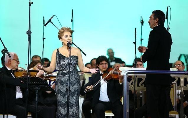Lalə Məmmədova konsert verib