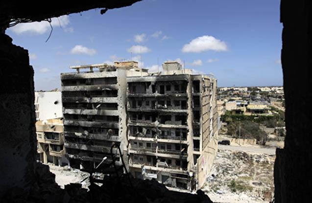 Tripolidə ölənlərin sayı 28-ə çatıb