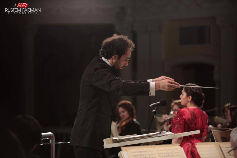 Qarayev adına Mərkəzi İncəsənət Məktəbinin hesabat konserti keçirilib