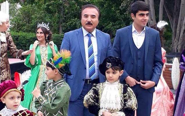 Mətanətin nəvəsi Səyyad Əlizadənin klipində