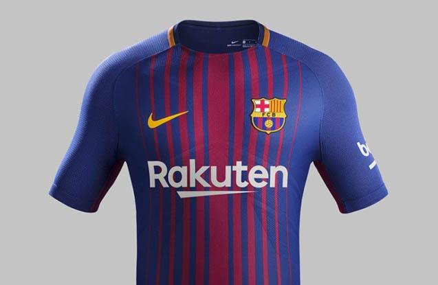 """""""Barselona""""nın yeni ev forması"""