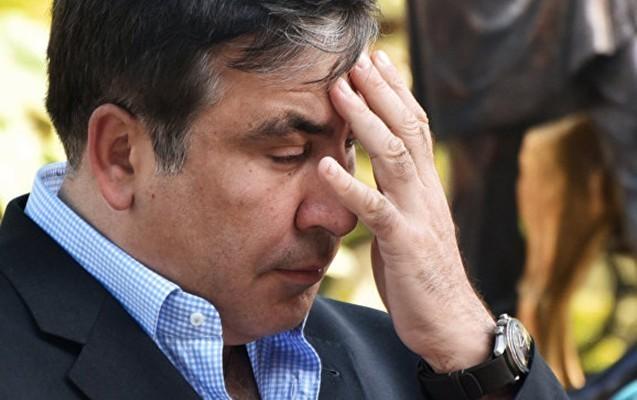Saakaşvilinin partiyasını qeydə almadılar