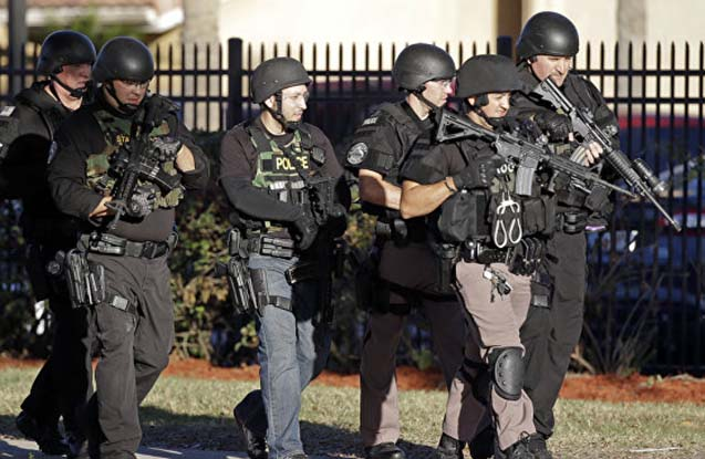 ABŞ-da silahlı insident