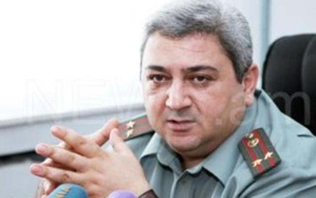 Ermənistanda Mərkəzi Klinik Hərbi Hospitalın rəisi işdən çıxarıldı