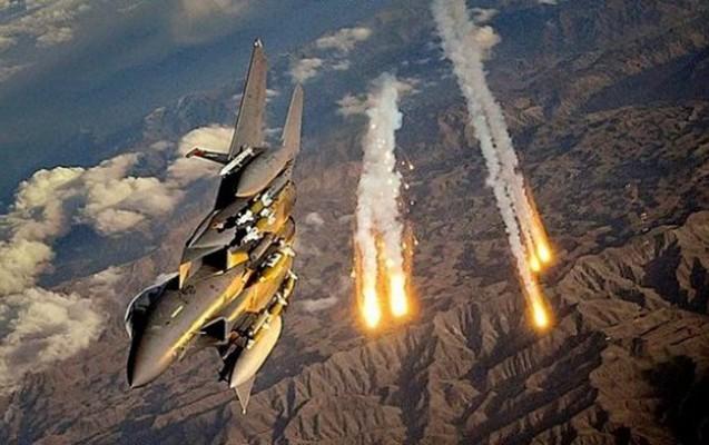 Hava zərbələri nəticəsində 24 nəfər ölüb