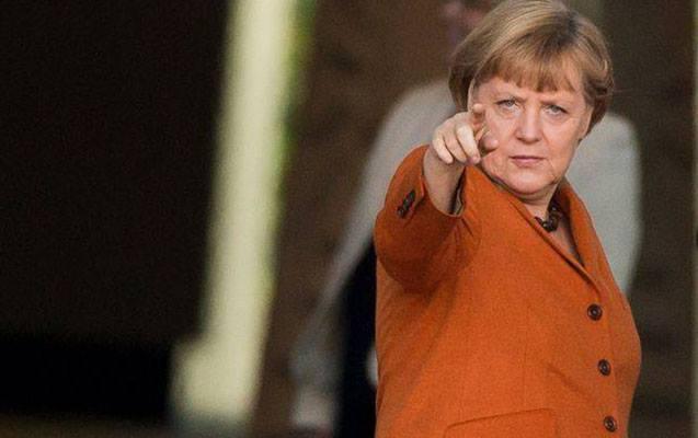 Merkeldən İngiltərəyə xəbərdarlıq