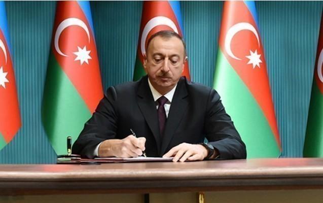 Prezident bu qanunun tətbiqi barədə fərmanı imzaladı