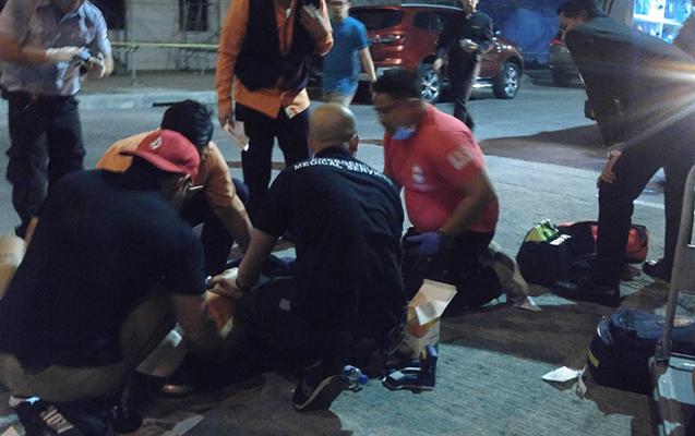 Filippində hoteldə terakt, 25 nəfər yaralandı