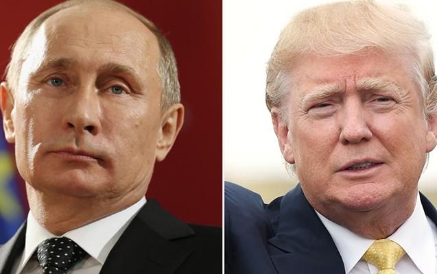 Tramp niyə Putini təbrik etməyib?