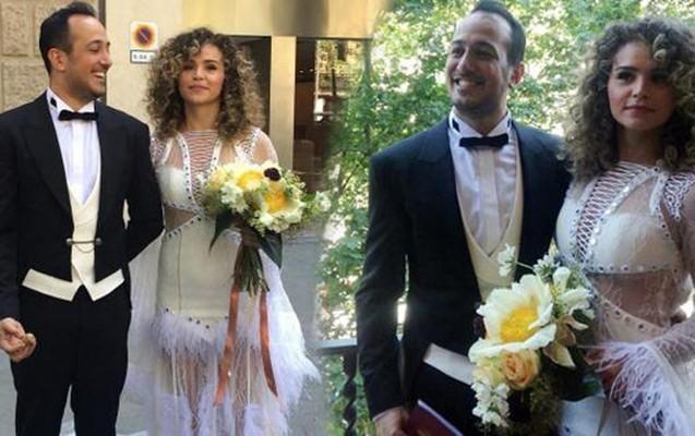 Tanınmış aktyor evləndi