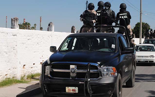 Meksikada həbsxanada qiyam, 2 polis öldürülüb