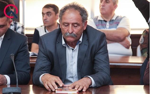 """""""Azadlıq"""" xalq ordusu kitabı üçün veteranlar bir araya gəldi"""