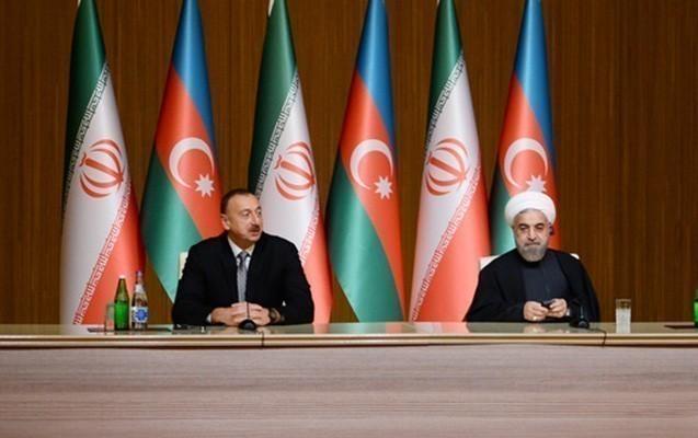 Azərbaycan prezidenti Ruhaniyə başsağlığı verdi
