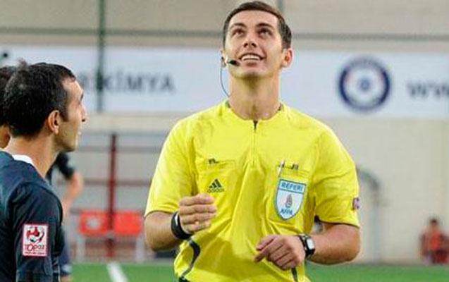 Ömər Paşayevdən 1 penalti, 4 sarı vərəqə