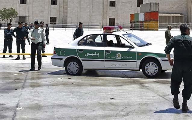 Tehranda daha bir hadisə