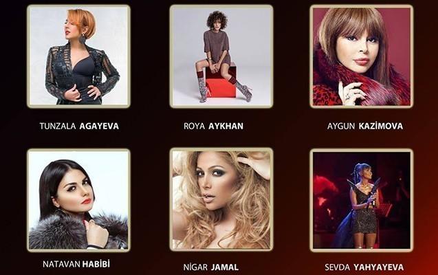 Aygün, Röya, Miri Yusif...