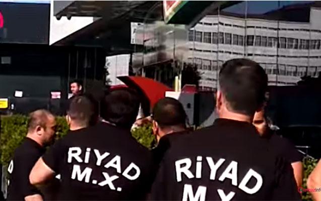 """""""Riyad""""ın 13 mühafizəçisi həbs olundu (Video)"""