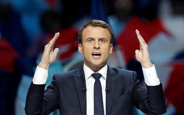 Fransanın yeni prezidentindən Əliyevə məktub