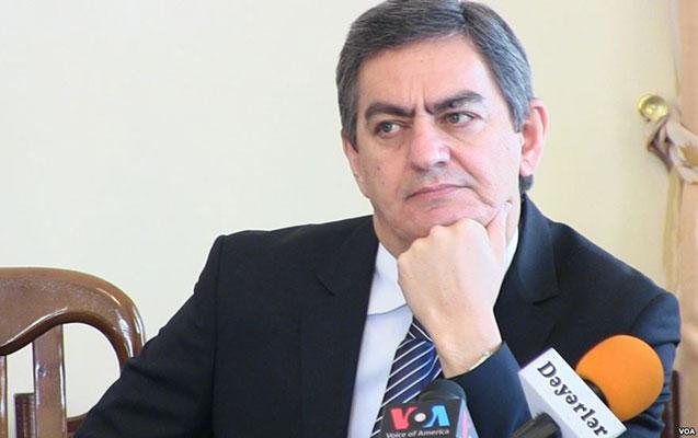Əli Kərimli dindirildi