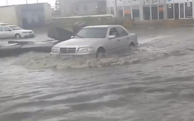 Bakıya intensiv yağış, rayonlara qar yağacaq