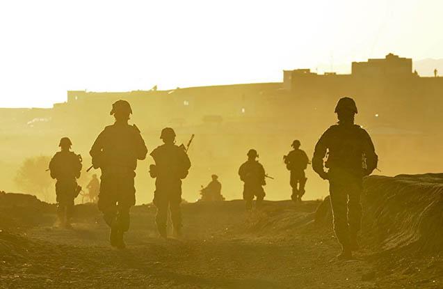 ABŞ Əfqanıstandakı hərbi gücünü artırır
