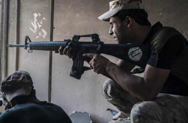 İraq ordusu Mosulun qədim şəhərinə hücum edib