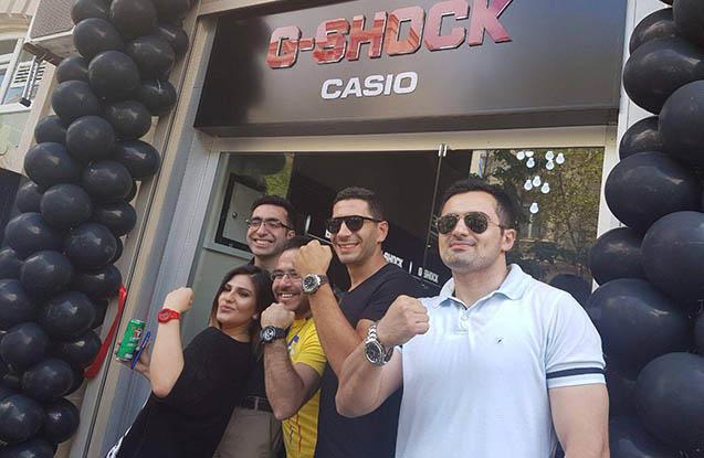 Bu gündən Bakıda böyük G-Shock!