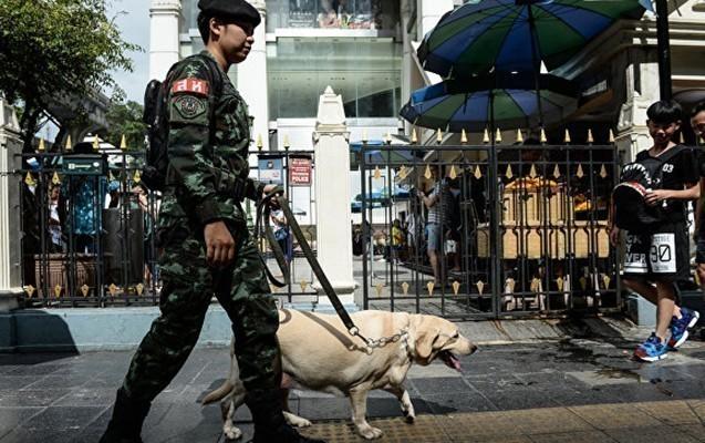 Taylandda terror, 4 hərbçi ölüb