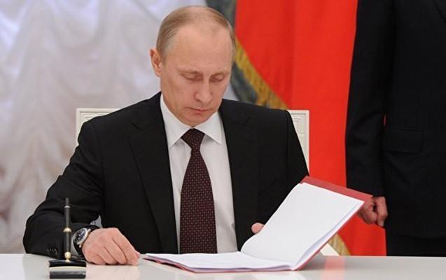 Putin ilk uşağa görə aylıq ödənişin verilməsini təklif edib