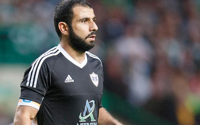 """Rəşad Sadıqov UEFA-nın """"5-liy""""ində"""
