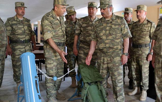 İki yeni hərbi hissə açıldı