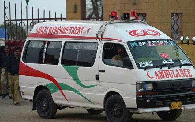 Pakistanda partlayış, 6 nəfər öldü