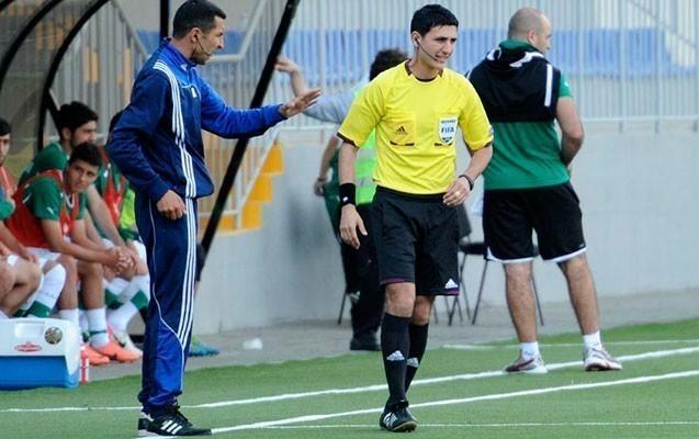 Əliyar Ağayev Çempionlar Liqası oyununda