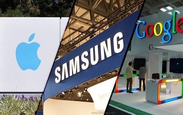 """""""Apple"""" yenə """"Samsung""""dan öndə oldu"""